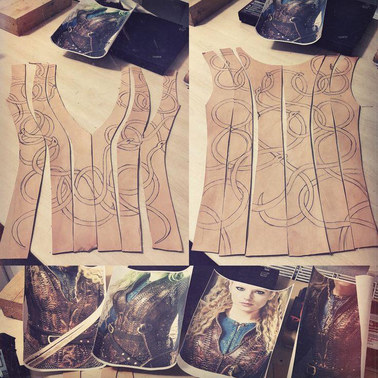 lagertha costume pattern - photo #13