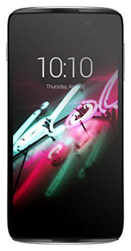 Alcatel Idol 3 smartphone débloqué 4G (Ecran : 4,7 pouces – 8 Go – 1,5 Go RAM – Android Lollipop 5.0.2) Argent: Processeur : Qualcomm…