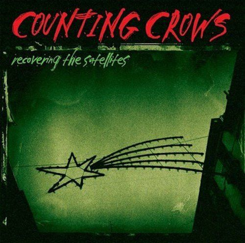 Counting Crows - Recovering the Satellites (2LP 45 RPM)