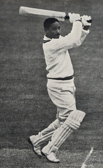 Frank Worrell- West Indies