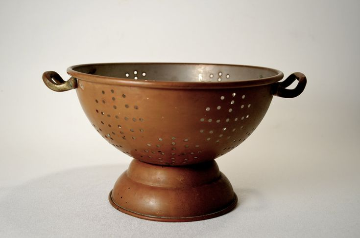 Very Small Copper Arts And Crafts Bowls