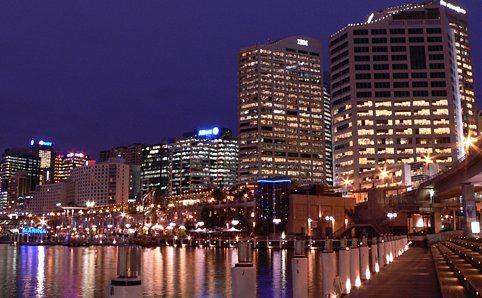 Darling Harbour - Sydney - Around Town - Time Out Sydney
