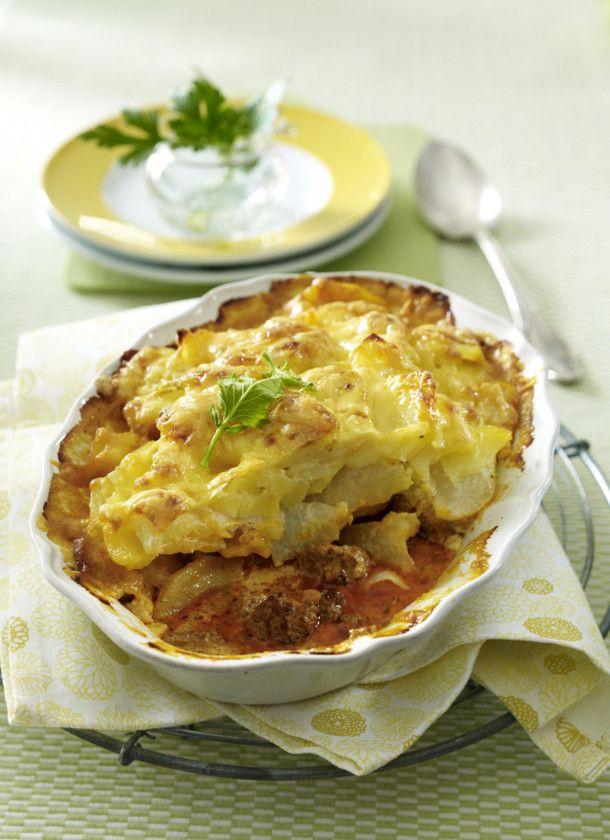 Unser beliebtes Rezept für Hack-Kartoffel-Kohlrabi-Auflauf und mehr als 55.000 weitere kostenlose Rezepte auf LECKER.de.