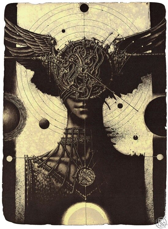"Roman Sustov ""DreamCatcher"" lithography 2015"