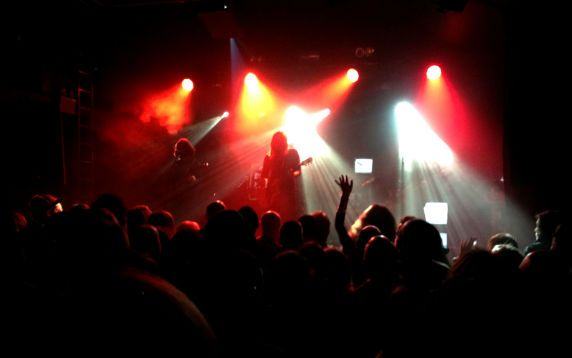 Live Review: Uncle Acid And The Deadbeats – The Garage, Islington | A few years ago, quite a few in fact. I was baby-sitting my little sisters while my folks were out meeting friends. I was about 10, quite responsible, so don't be phoning social services (it was the 70s, health and safety didn't exist then), and 'Salem's Lot' was on TV. The moment when the Nosferatu style vampire came straight up out of the floor in the police cell scared the shit out of me, and I never felt more alive…