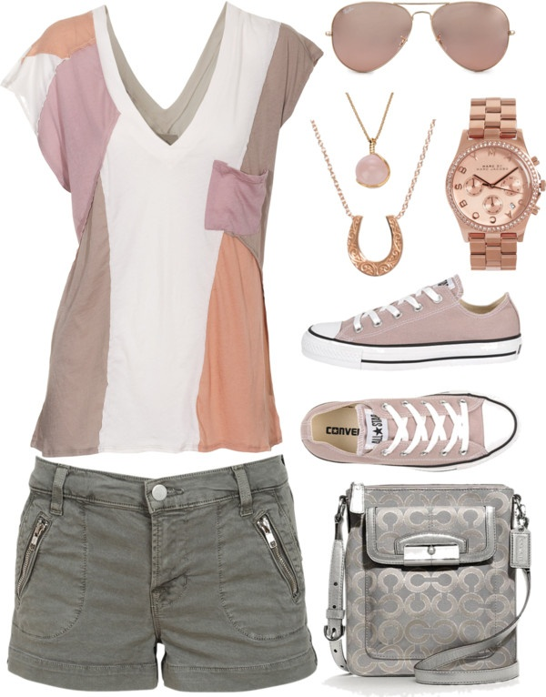 """""""Casual Summer Outfit"""" by emp82 on Polyvore #summer #outfit #womens"""