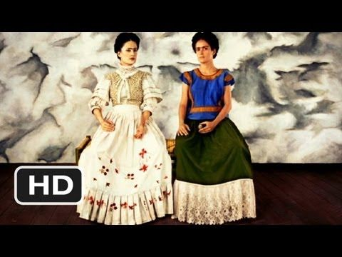 Frida (Movie) - The Two Fridas and Trotsky's Assassination (song by Chavela Vargas' La Llorona)