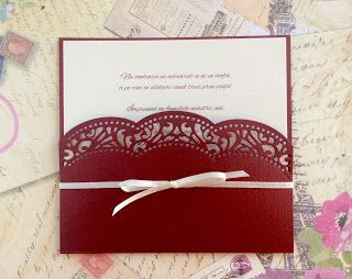 Invitatii nunta si botez: Invitatii nunta elegante