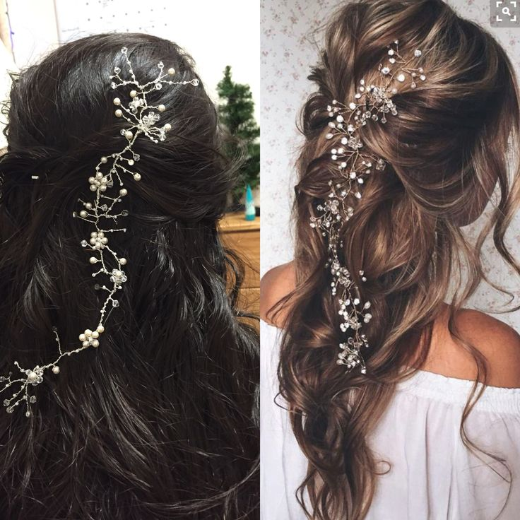 Hair piece for the ball