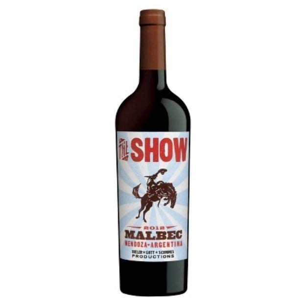 I'm learning all about Trinchero The Show 2012 Malbec Mendoza Argentina Wine 750 ml at @Influenster!
