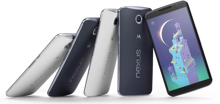 #Google #Nexus 6 - Nouveau #smartphone 4G de 5,96 pouces sous #Android 5.0, #Lollipop | Jean-Marie Gall.com
