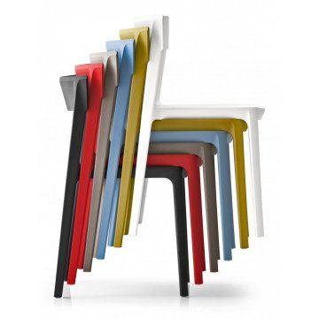 Calligaris Skin, Perfect Stackable Chair For Outdoor Dining | Outdoor Space  | Pinterest | Stackable Chairs, Outdoor Dining And Outdoor Spaces