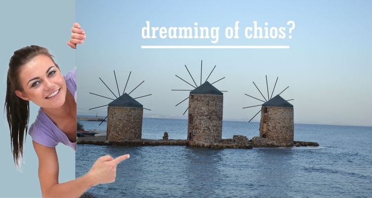 #dreamingofchios