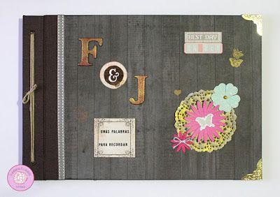 #libro #firmas #fotos #personalizado #bodas #eventos #wedding #handmade #scrap