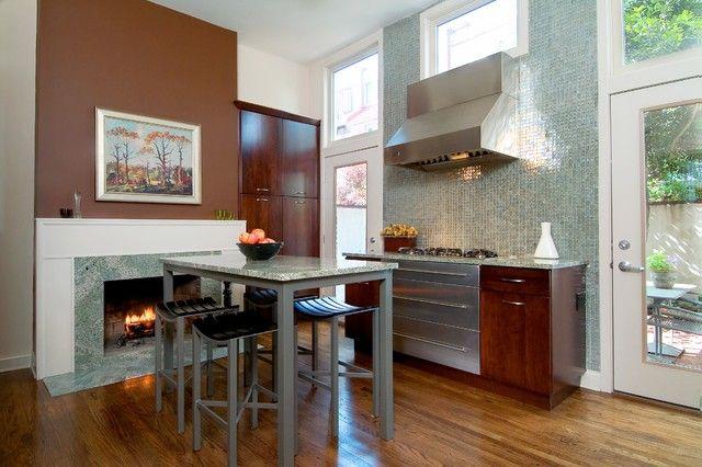 856 Contemporary Style Kitchen Designs | FurnitureX.net