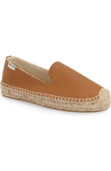 Soludos 'Smoking' Espadrille Platform Shoe (Women) available at #Nordstrom