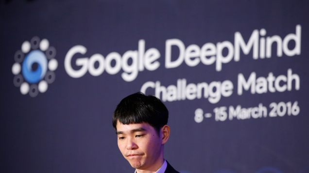 For the third time, Google's AlphaGo has beaten Lee Sedol, the human world champion of Go. The win is an incredible demonstration of the artificial intelligence's capabilities, and it's a historical moment along the same lines of Deep Blue's victory over Chess Grandmaster Garry Kasparov in 1996.