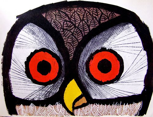 "The unmistakable Celestino Piatti.  ""You can draw an owl a thousand times, and never find out its secret"". - Piatti"