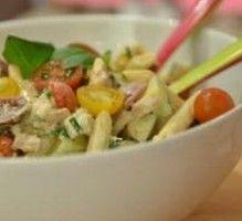 Recette - Salades de pâtes - Proposée par 750 grammes