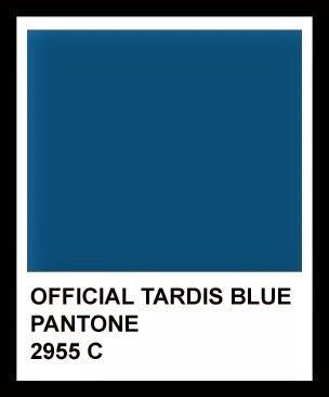 A Doctor Who Wedding: TARDIS BLUE AND TARDIS BLUE DRESSES