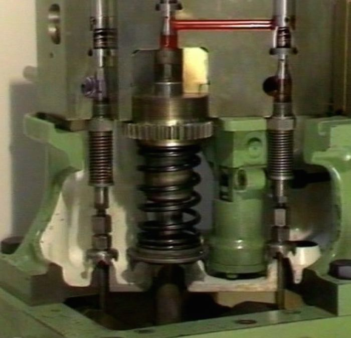 Video Tutorial: Construction And Working Of Marine Fuel Pump