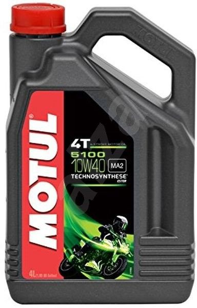MOTUL 5100 10W40 4T 4L - Oil