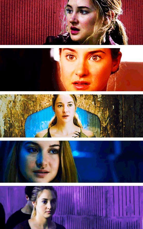 """""""She's not a natural badass."""" -Shailene Woodley ~Divergent~ ~Insurgent~ ~Allegiant~"""
