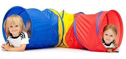 Kiddey 6-feet Kids Play Tunnel Toy Tent, Children Explora... https://www.amazon.com/dp/B00MNRVUL6/ref=cm_sw_r_pi_dp_x_S5R6xbKZGSZJ1