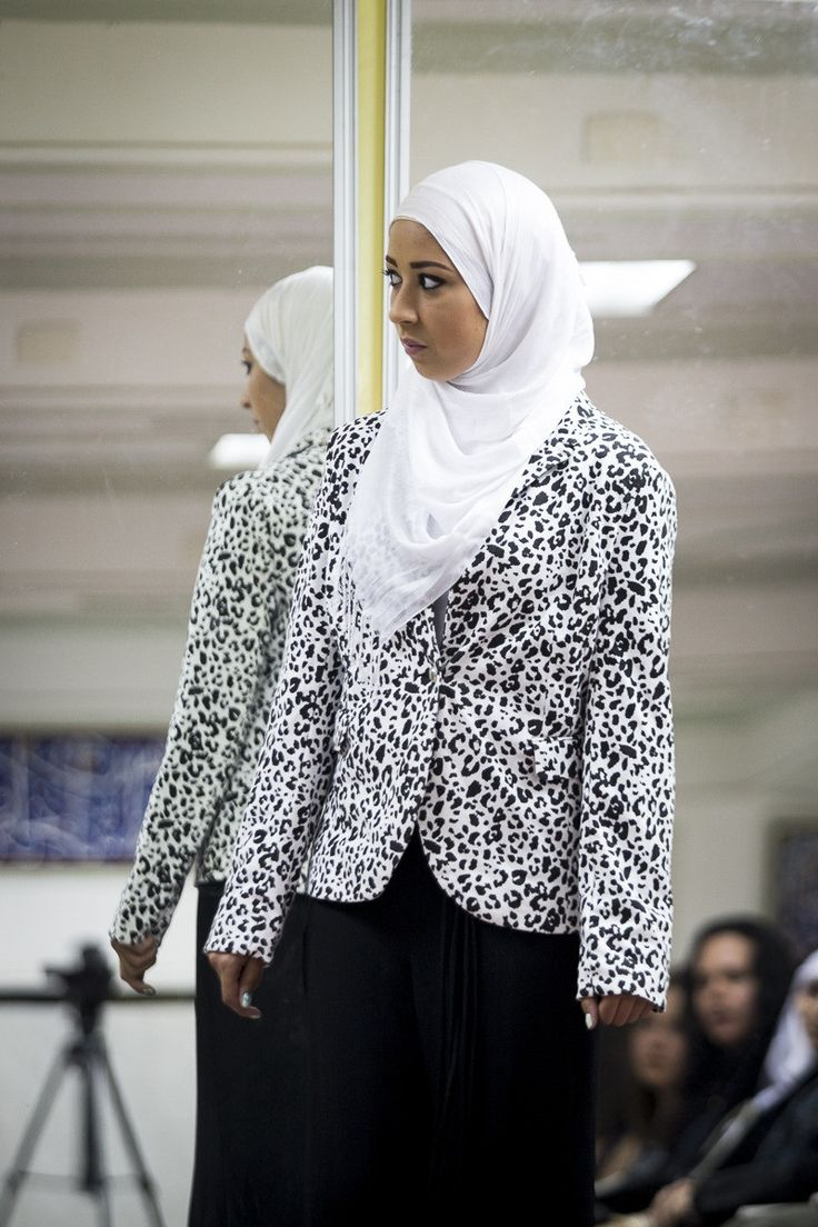 Fui a um Desfile de Moda Islâmica em SP
