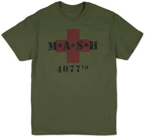 M.A.S.H. - Red Cross T-Shirt
