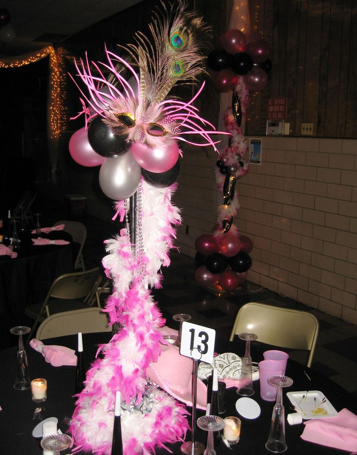 Table Decorations For Masquerade Ball 42 Best Masquerade Ball Balloon Decor Images On Pinterest  Mask