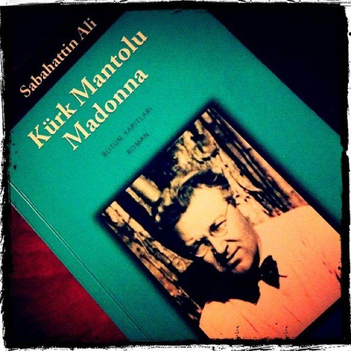 Kürk Mantolu Madonna / Sabahattin Ali - www.kitapyurdu.com
