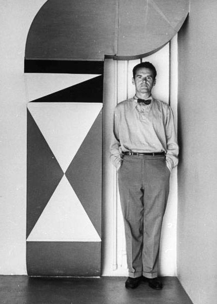 "Charles Eames: ""I have never been forced to accept compromises but I have willingly accepted constraints."""