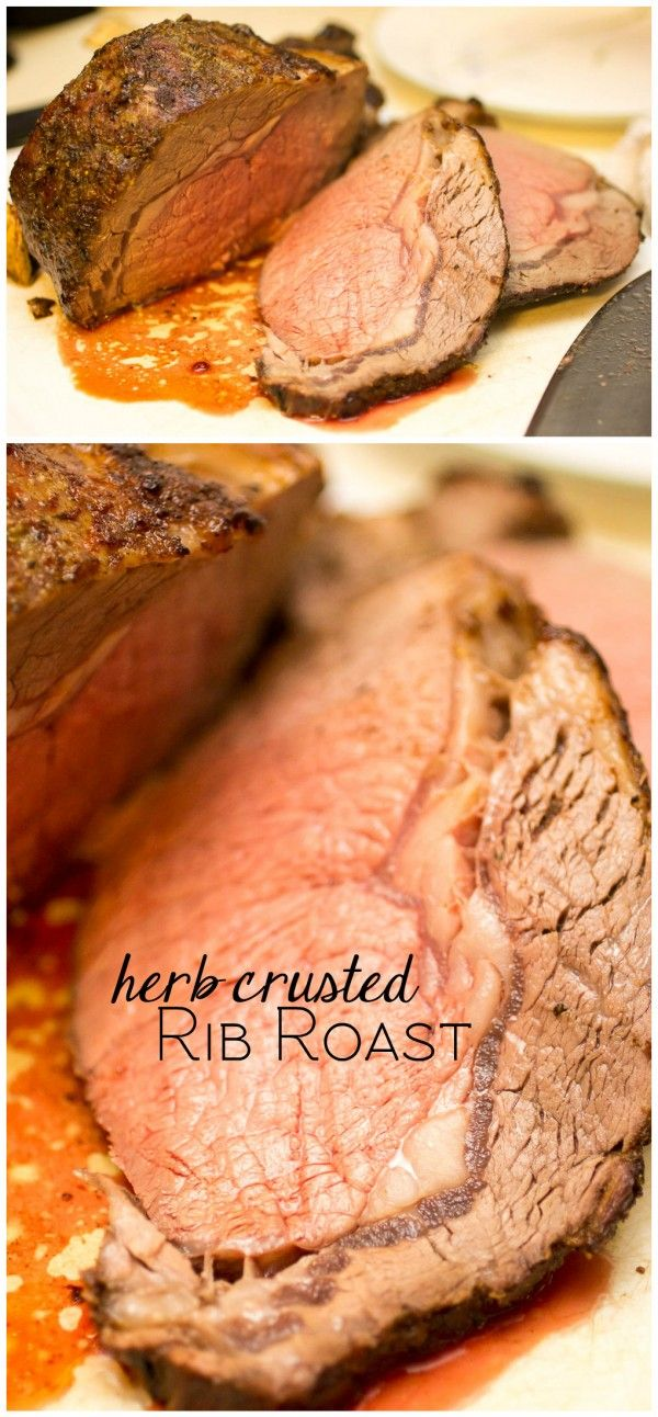 Rib roasts aren't just for the holidays! These awesome cuts of beef are so easy, you can do it on a weekday.