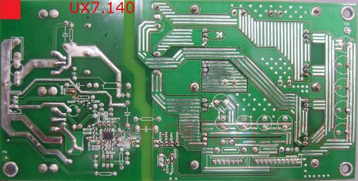 UX7.140 Arka (back)