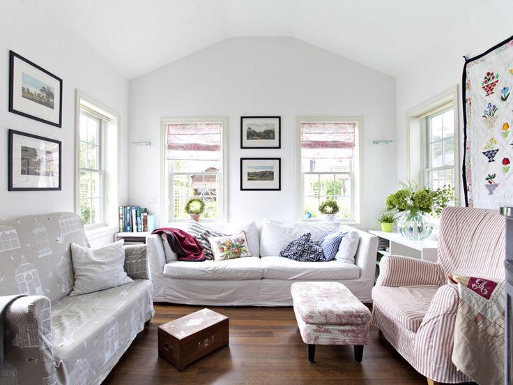 Haus bauen amerikanischer stil  Die besten 25+ Schindelstil Häuser Ideen nur auf Pinterest | Zeder ...
