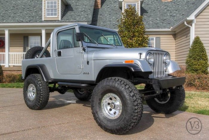 17 Best Images About Jeep Cj 8 1981 1986 On Pinterest
