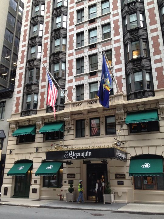 Algonquin Hotel Times Square, Autograph Collection in New York, NY