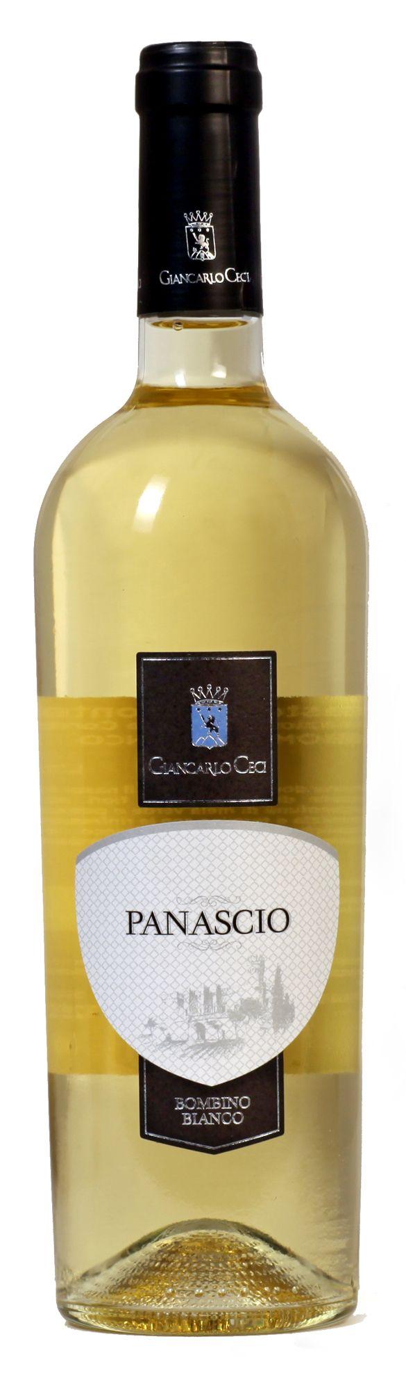Panascio - Vino Bianco Biologico - Azienda Agricola Giancarlo Ceci