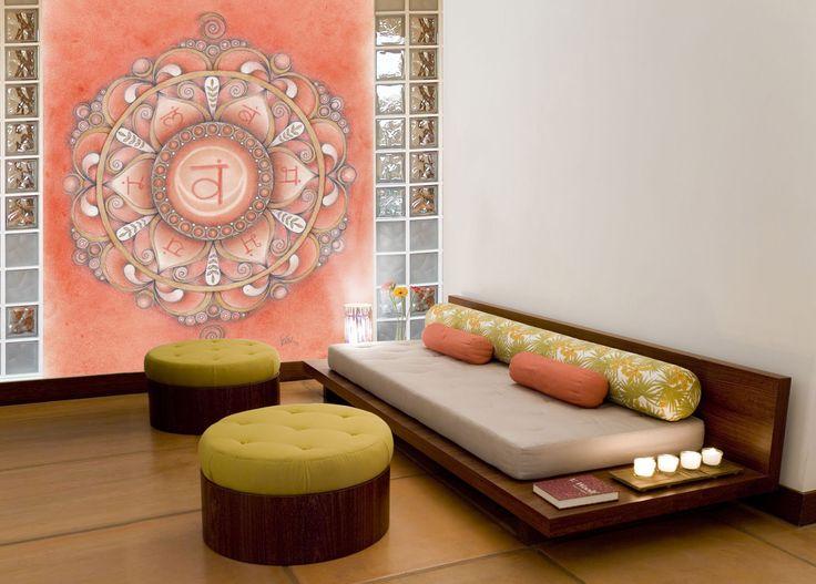 Mandala Svadhisthana Chakra