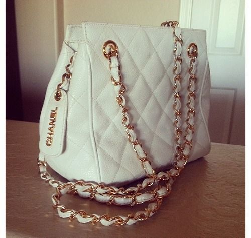 Chanel. i love it but i am way too messy and could never have a white purse without somehow ruining it :/