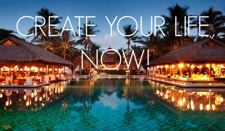 Create Your Life Now! - 14 Day Retreat 15- 28 February 2015