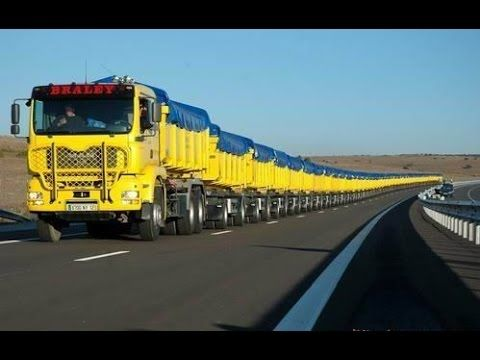 biggest truck trailer in the world site:pinterest.com - 1000+ images about rucks on Pinterest  Peterbilt 379, Big trucks ...