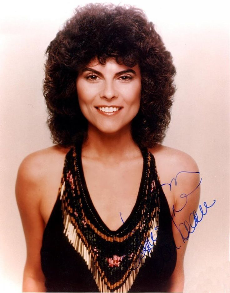 """Scream Queen"", Adrienne Barbeau."