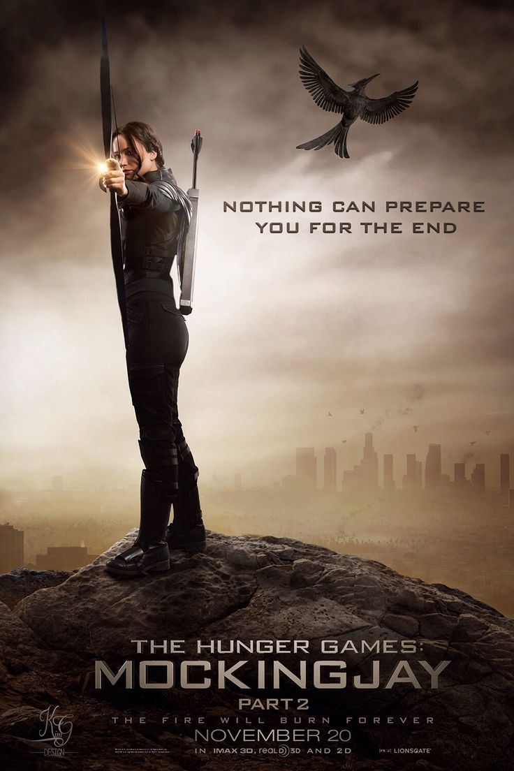Mockingjay part 2 fan made poster