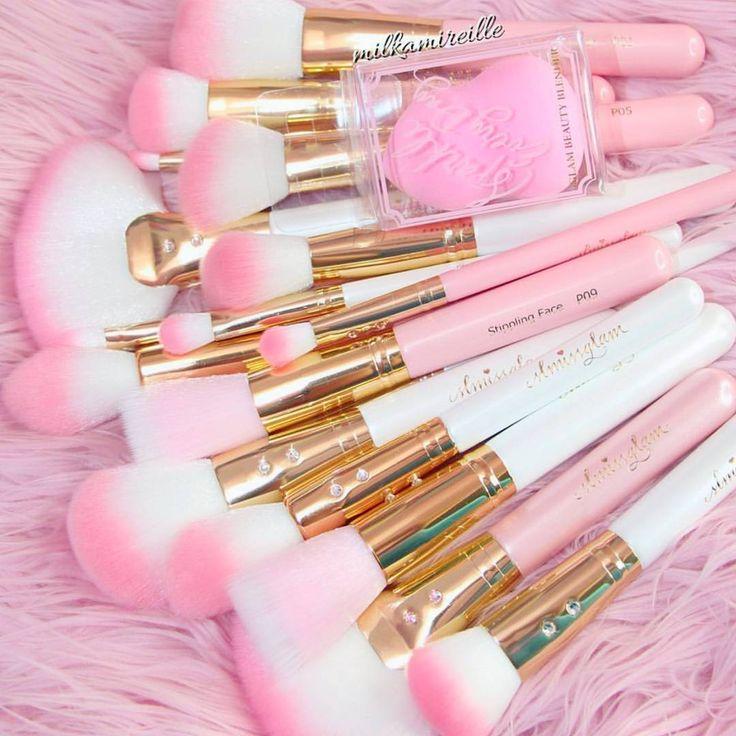 Glam Makeup Brushes Mugeek Vidalondon