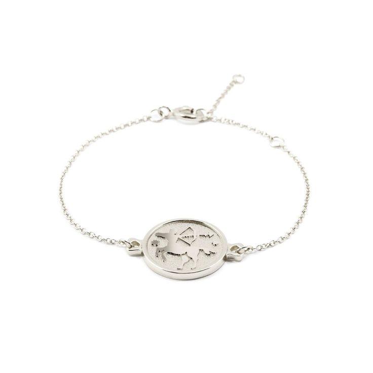 Anna saccone's jewellery piece... sagitario