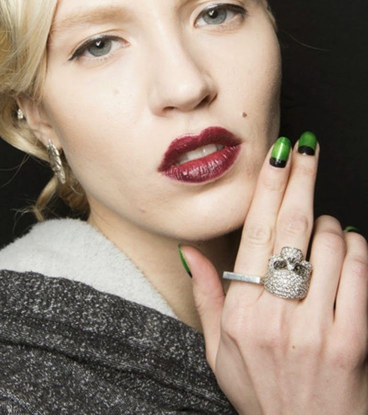 Old Fashioned Nail Trends For Spring 2013 Images - Nail Art Ideas ...