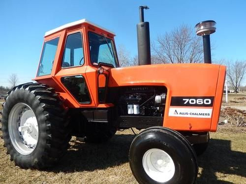 1000  Images About Ac Tractors On Pinterest
