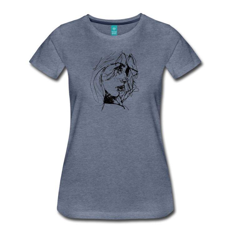 Woman | Frauen Premium T-Shirt